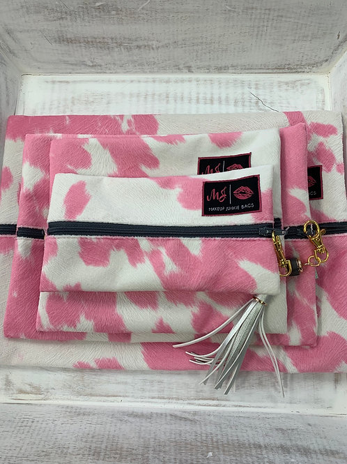 Full Set of Shelby Makeup Junkie Bags