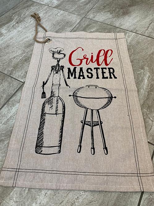 Mud Pie Grill Master Towel