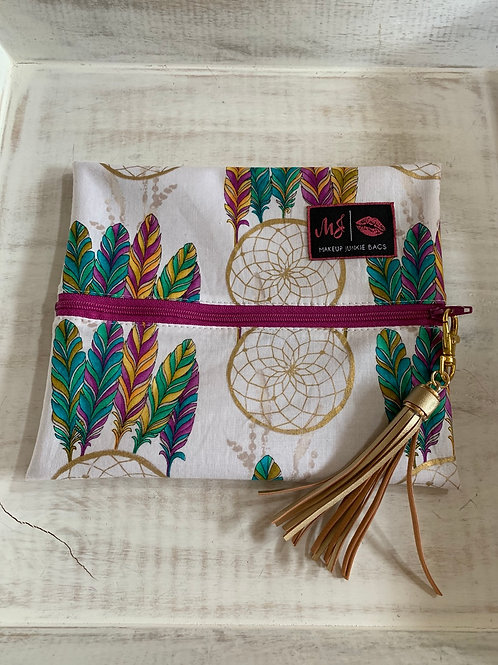 Makeup Junkie Bags Turnkey Dreamcatcher Small