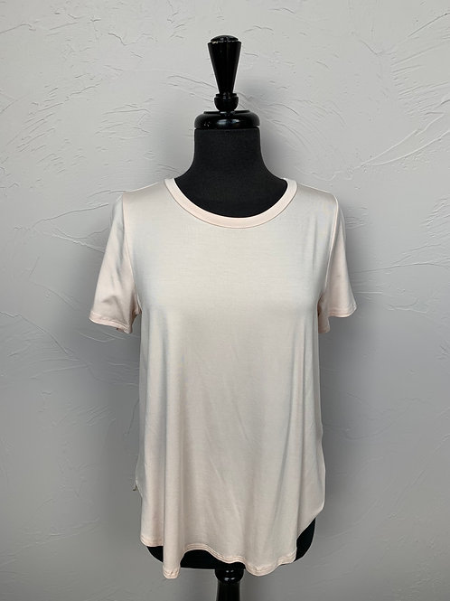 Paper Crane Back Pleated Top