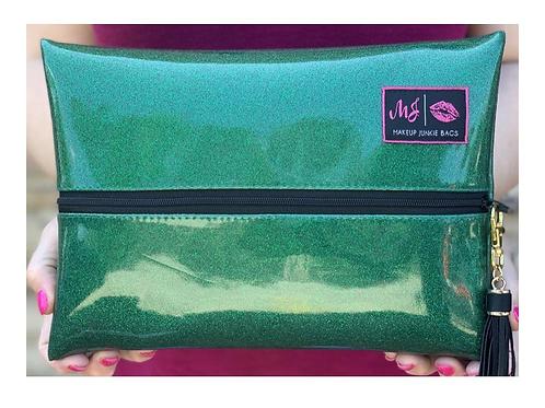 Makeup Junkie Bags Luck of the Irish Mini
