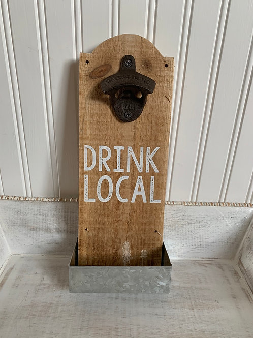 Mud Pie Drink Local Bottle Opener