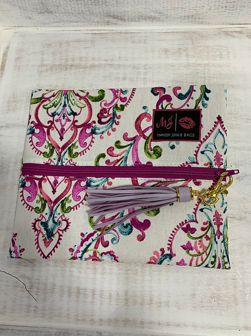 Makeup Junkie Bags Summit Paisley Exclusive Small