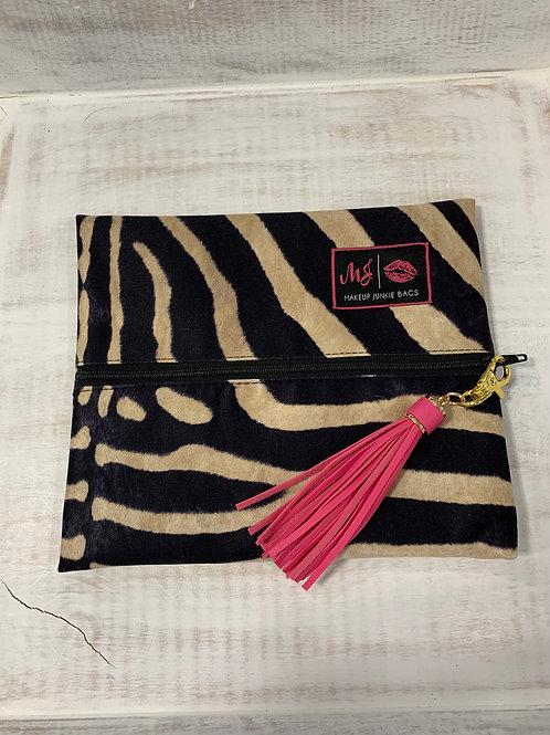 Makeup Junkie Bags Safari Domino Soft Small