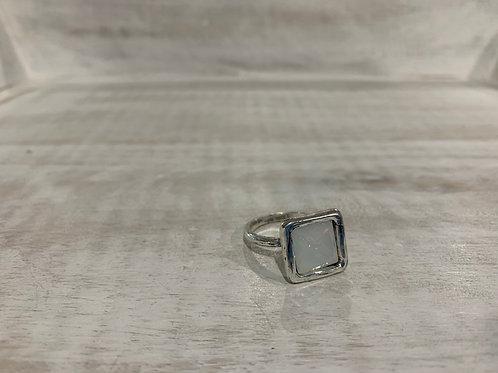Lauren Michael Large Square Ring
