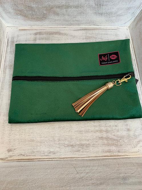 Makeup Junkie Bags Destash Emerald Medium