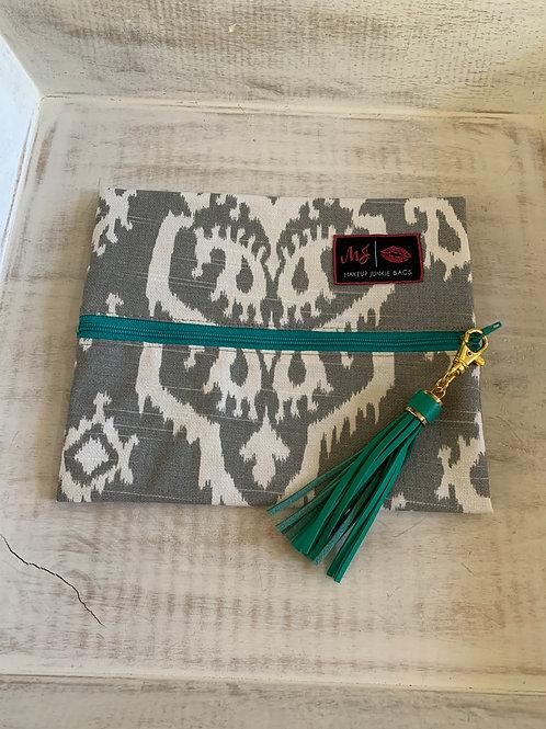 Makeup Junkie Bags Destash Anthropologist Turquoise Savannah Small