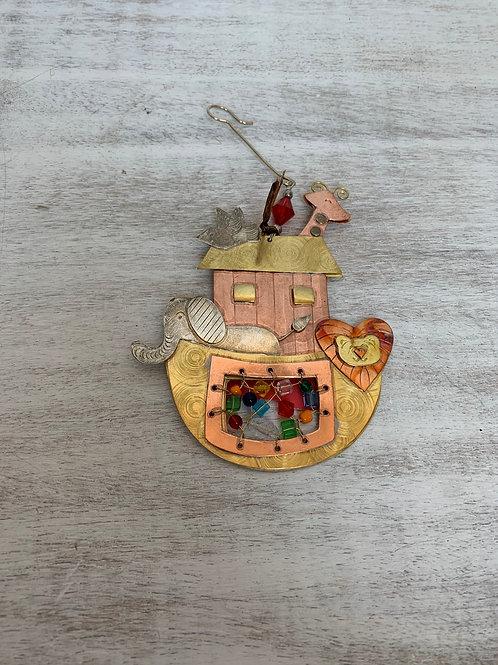 ASW Noah's Ark Ornament
