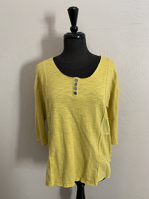Neon Buddha Travel Tunic