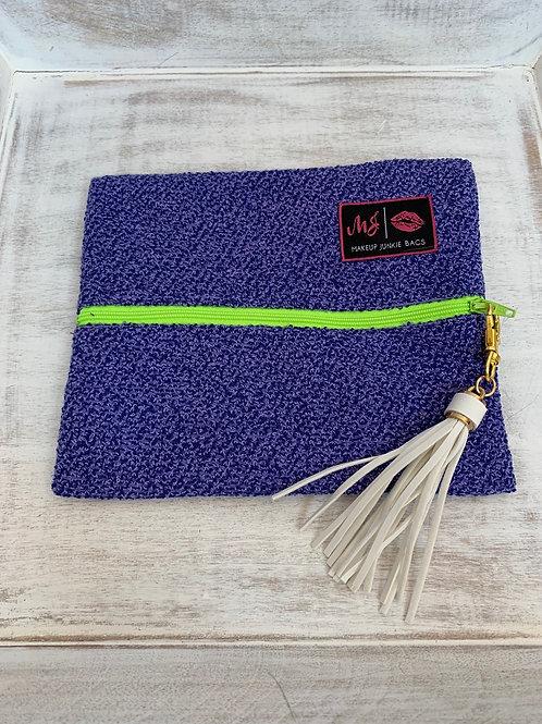 Makeup Junkie Bags Destash Shaggy Lilac Small