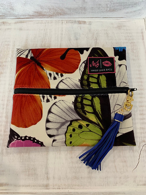 Makeup Junkie Bags Monarch Small