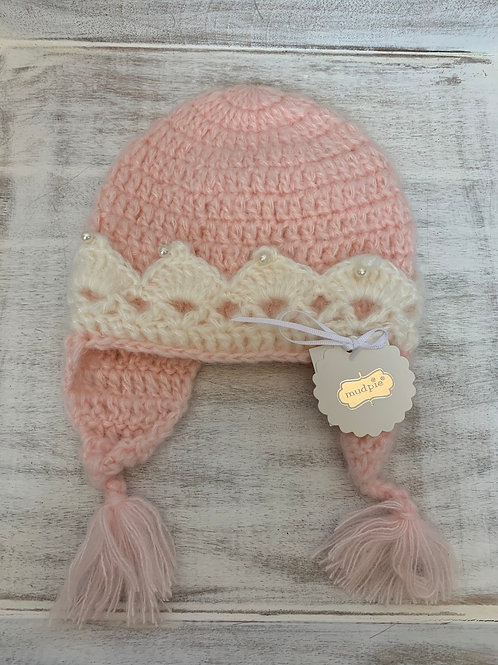 Mud Pie Crown Toddler Hat