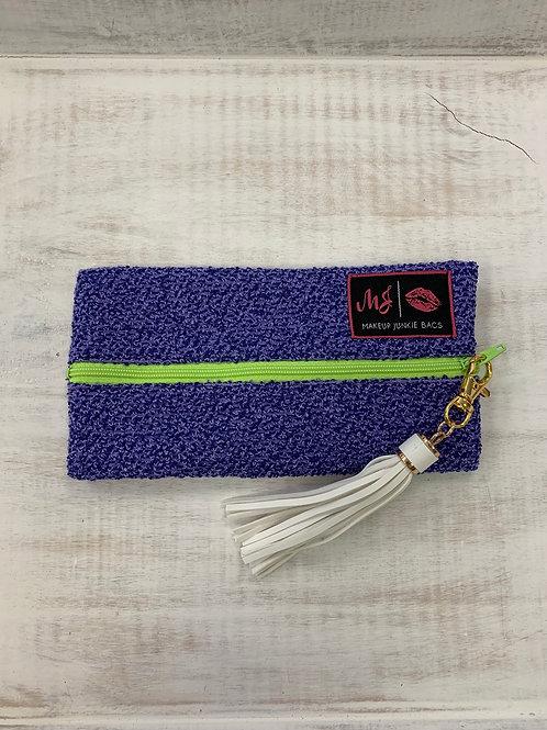 Makeup Junkie Bags Shaggy Lilac Mini