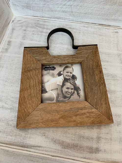 Mud Pie Small Handle Frame