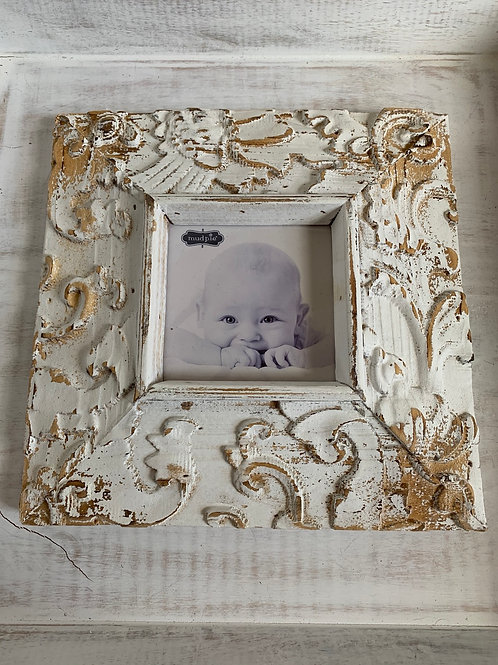 Mud Pie Small Molded Antique Frame