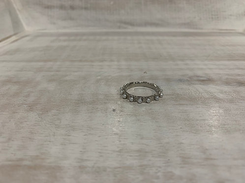 Lauren Michael All Over Pearl Ring