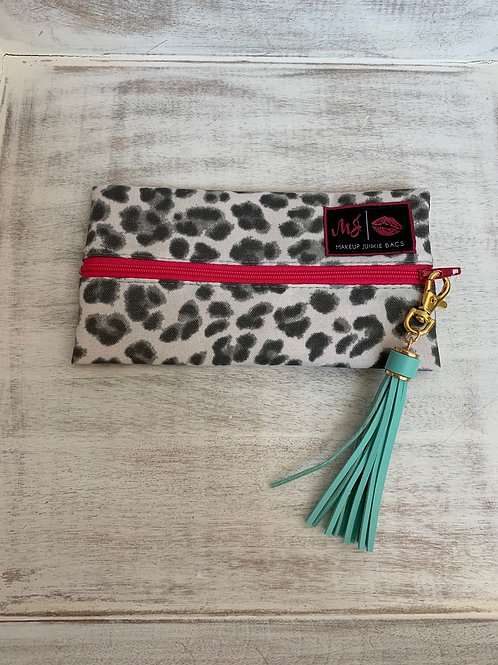 Makeup Junkie Bags Wild Cat Mini