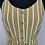 Thumbnail: Hem and Thread Yellow Maxi Dress