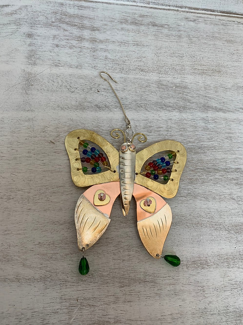 ASW Butterfly Ornament