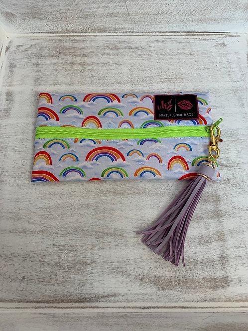 Makeup Junkie Bags Turnkey Rainbows Mini