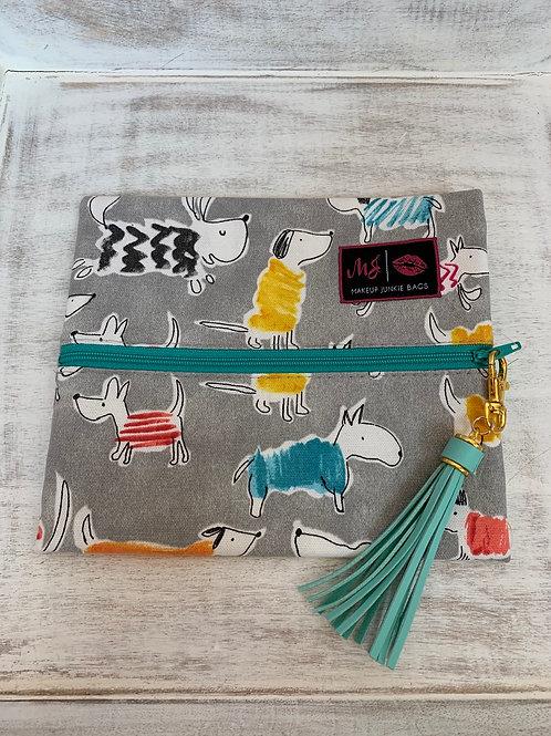 Makeup Junkie Bags Destash Must Love Dogs Placement 2 Small