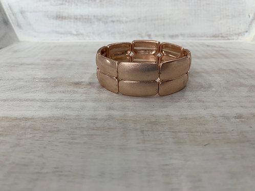 Lauren Michael Brick Bracelet