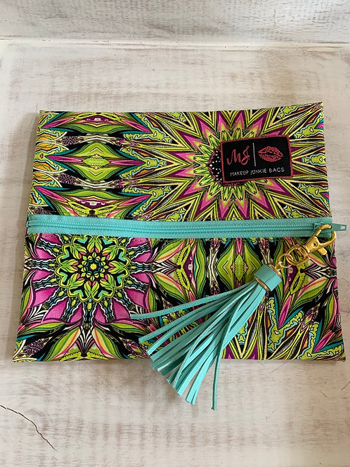 Makeup Junkie Bags Turnkey Bright Small