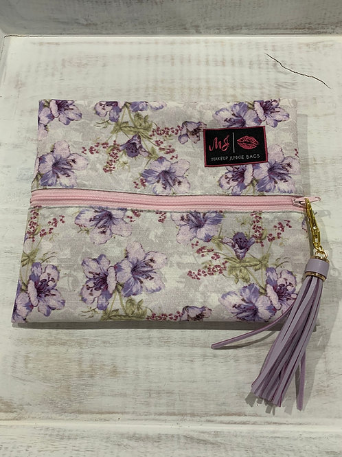 Makeup Junkie Bags Lush Lavender Small
