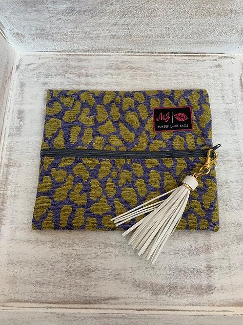 Makeup Junkie Bags Destash Jungle Cheetah Small