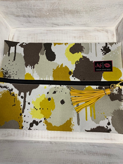 Makeup Junkie Bags Turnkey Paintbrush Large