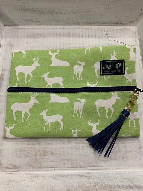 Makeup Junkie Bags Fawn Medium