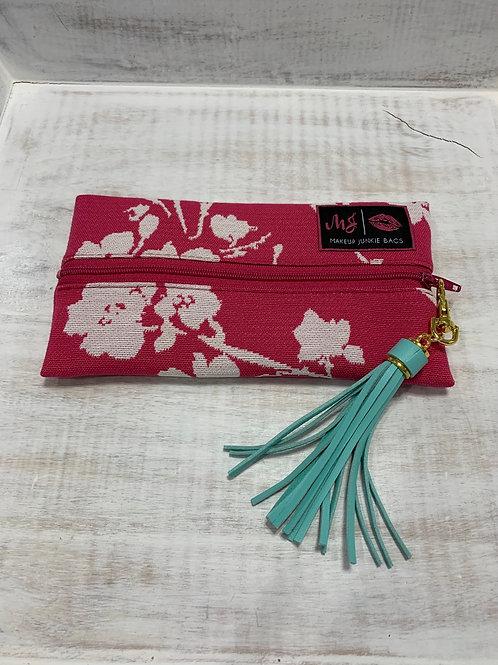 Makeup Junkie Bags Pink Poppy Mini