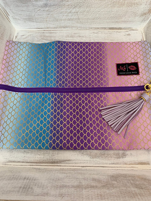Makeup Junkie Bags Destash Pastel Mermaid Large