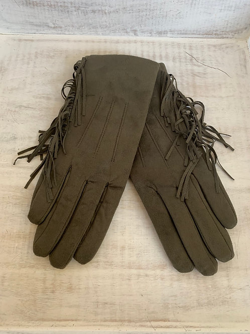 Giftcraft Fringed Gloves