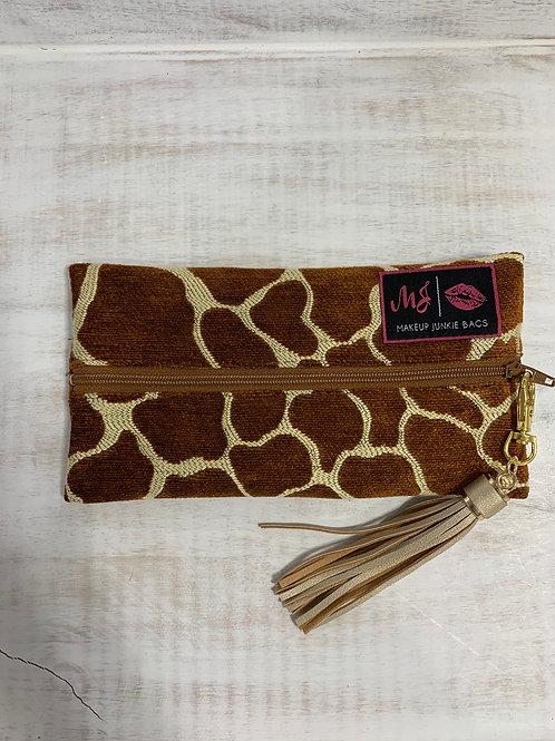 Makeup Junkie Bags Giraffe Mini