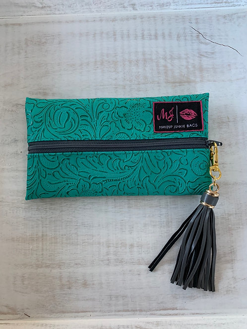 Makeup Junkie Bags Turquoise Dream Mini