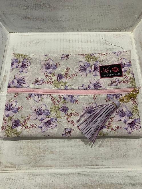 Makeup Junkie Bags Lush Lavender Medium