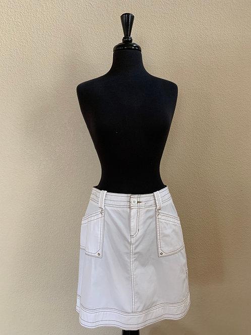 Aventura Arden Skirt White