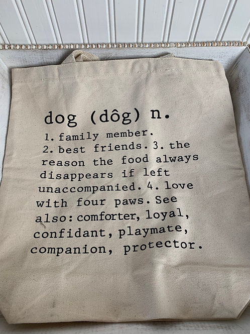Mud Pie Pet Tote