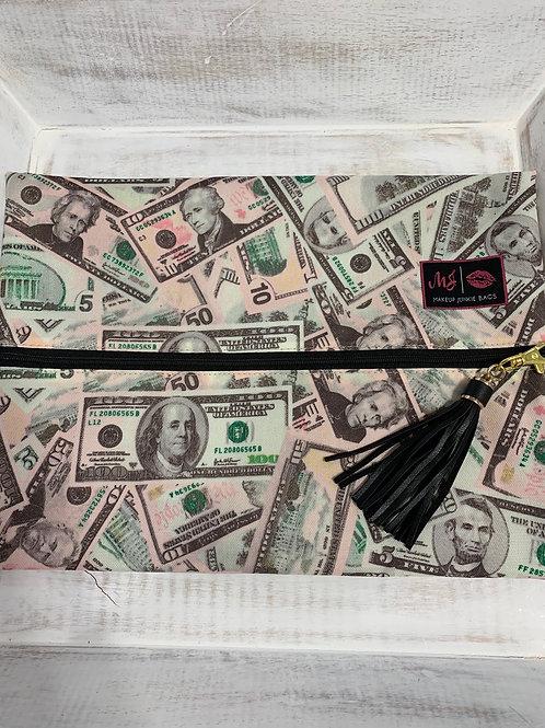 Makeup Junkie Bags Money Large