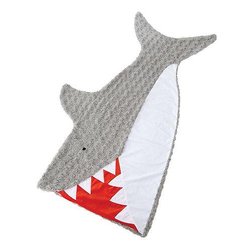 Mud Pie Shark Blanket
