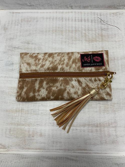 Makeup Junkie Bags Lola Tan Mini