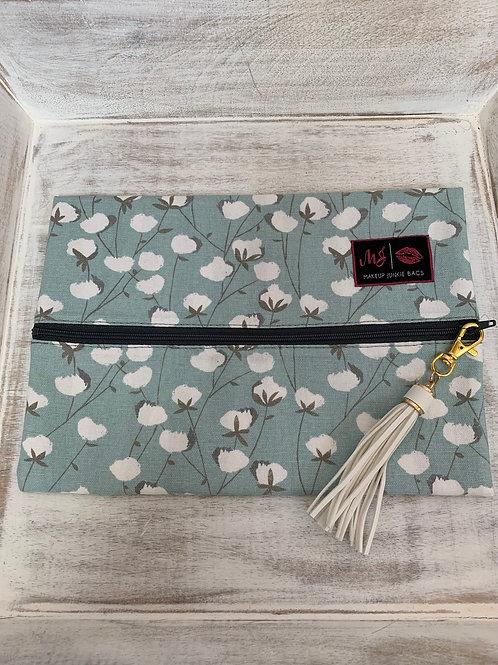 Makeup Junkie Bags Destash Cotton Gin Glam Stripe Medium