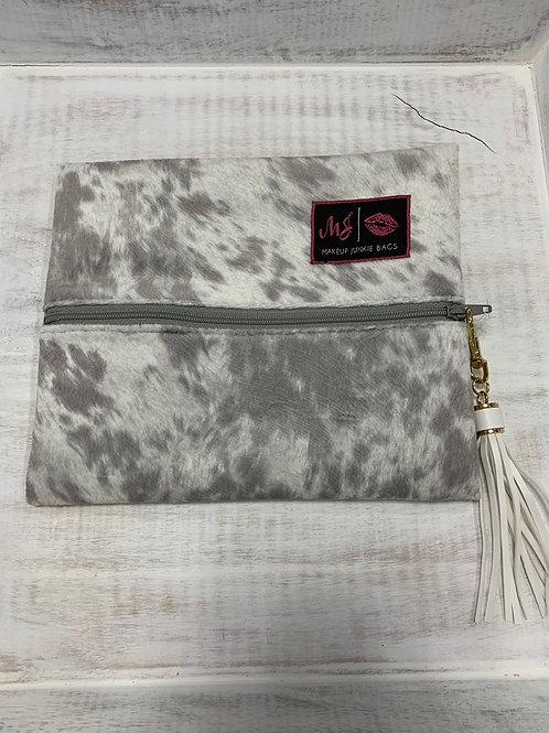 Makeup Junkie Bags Lola Gray Small