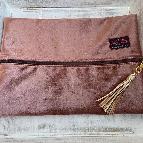 Makeup Junkie Bags Rosé Large