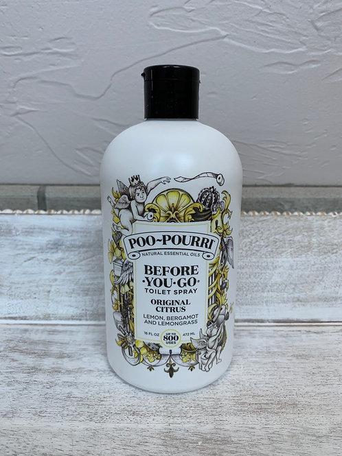 Poopourri Original Citrus 16 Oz
