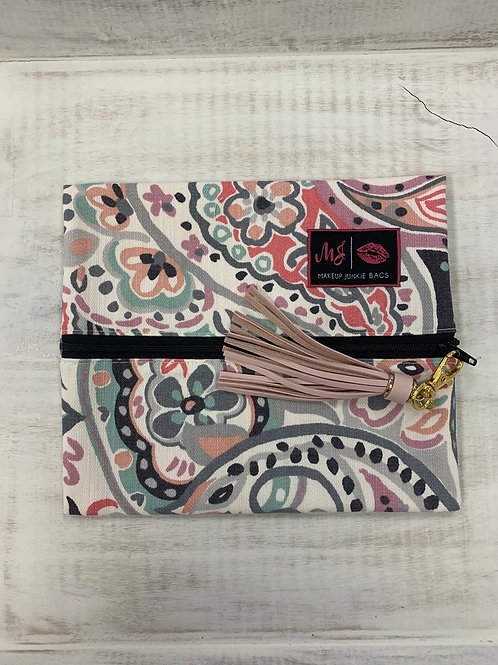 Makeup Junkie Bags Blush Whimsy Small