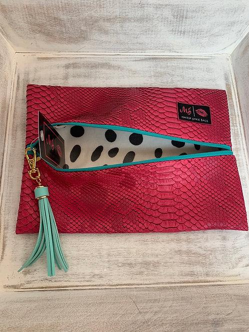 Makeup Junkie Bags Custom Cruella De Vil Medium