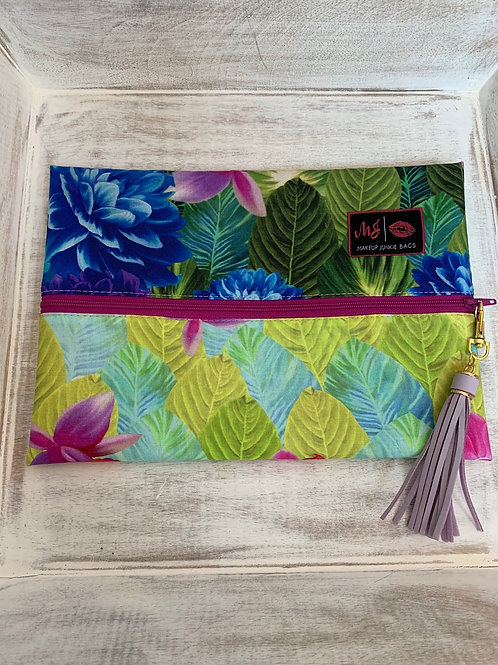 Makeup Junkie Bags Turnkey Drop Hawaiian Dreams Medium