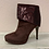 Thumbnail: Helen's Heart Short Cuffed Boot Brown